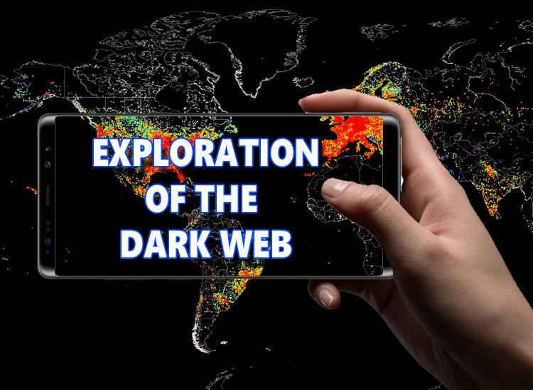 exploration of the dark Web