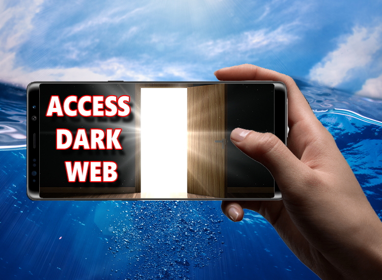 How to access the dark web