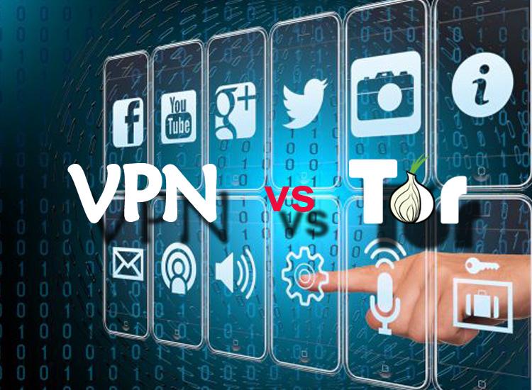 VPN VS TOR